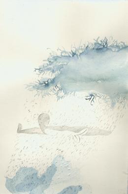 Between Clouds